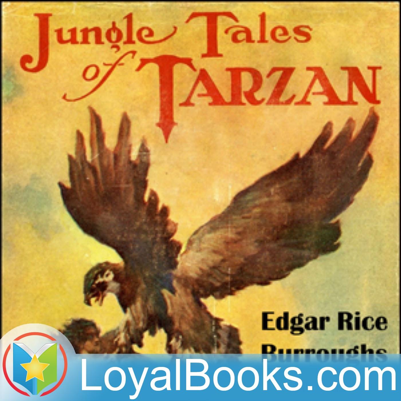<![CDATA[Jungle Tales of Tarzan by Edgar Rice Burroughs]]>