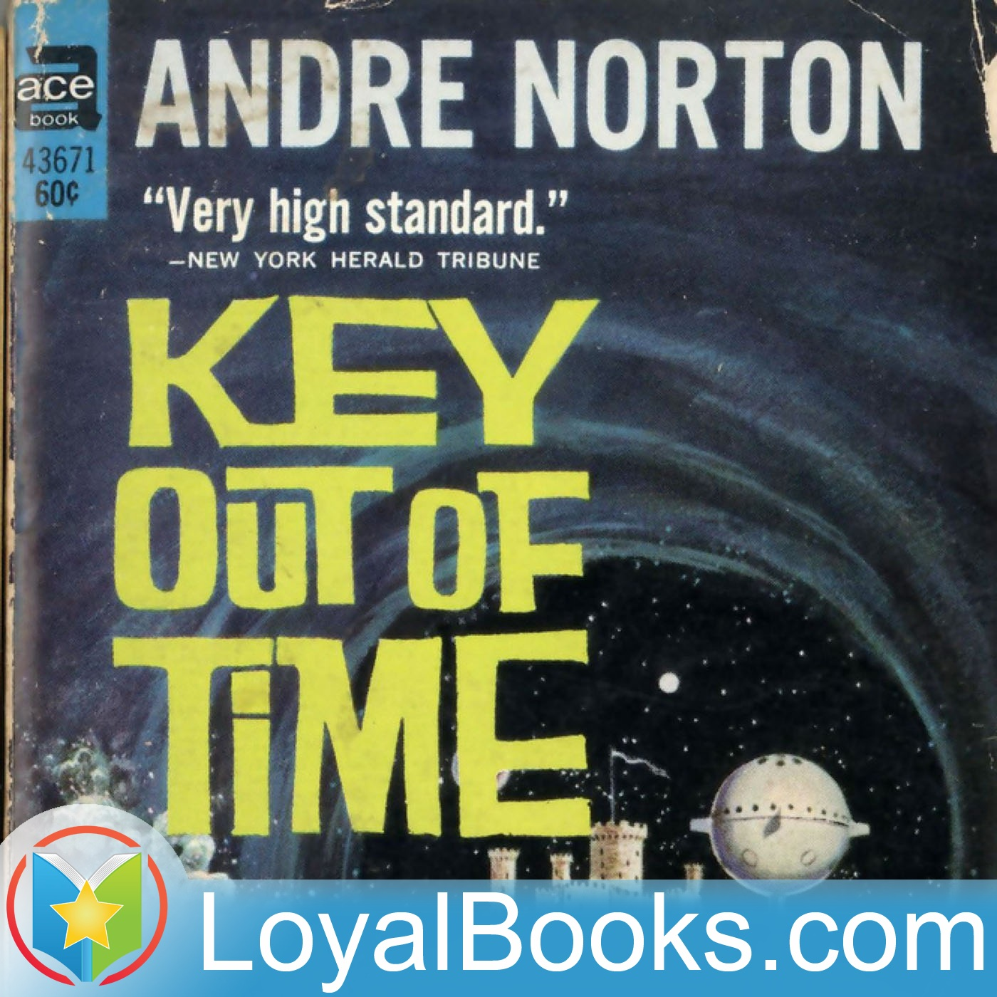 <![CDATA[Key Out of Time by Andre Norton]]>