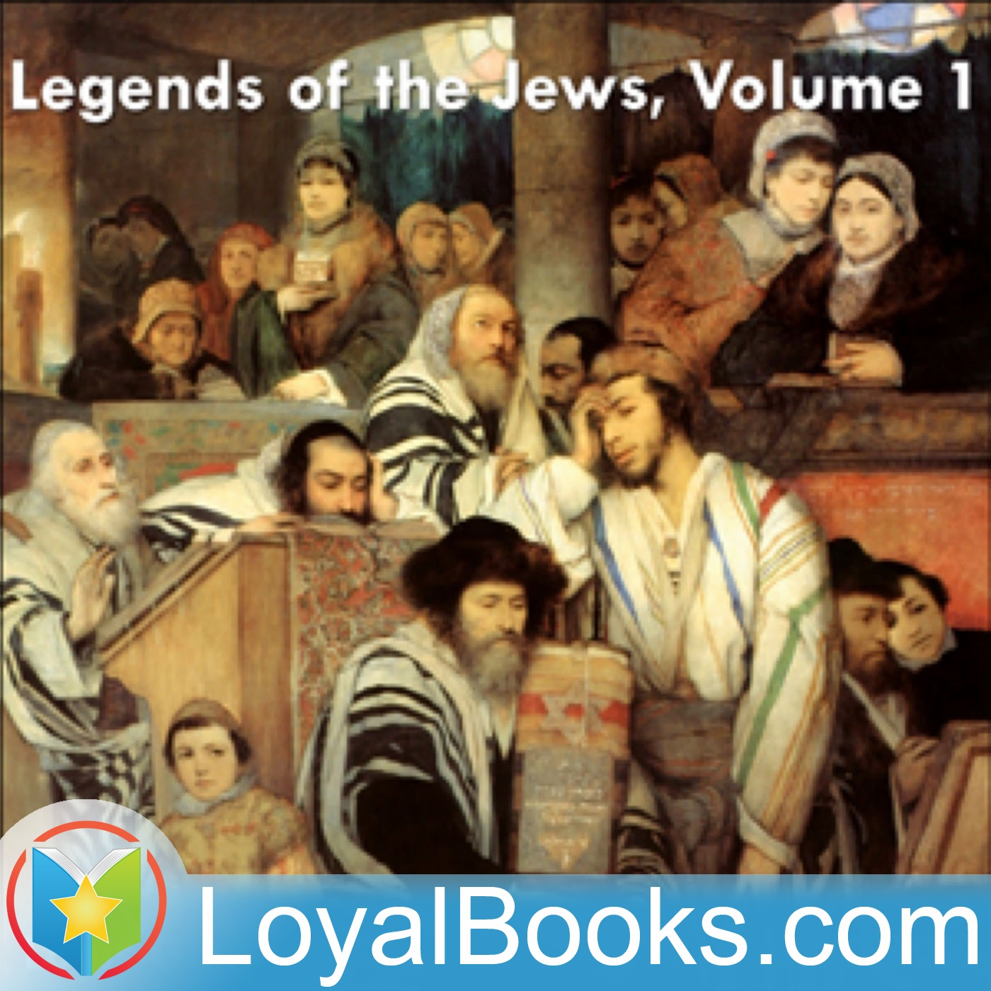 <![CDATA[Legends of the Jews by Louis Ginzberg]]>
