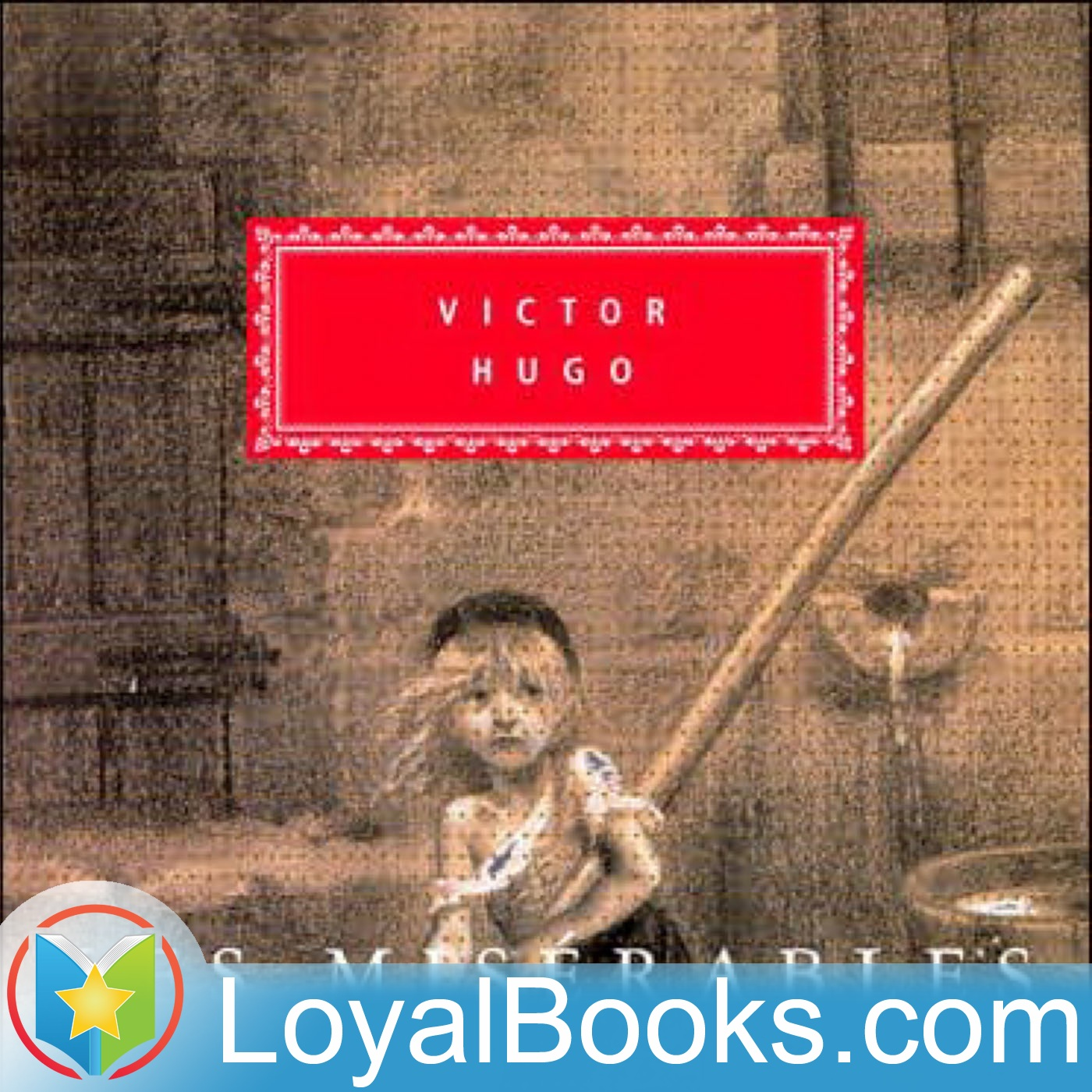 <![CDATA[Les Misérables by Victor Hugo]]>