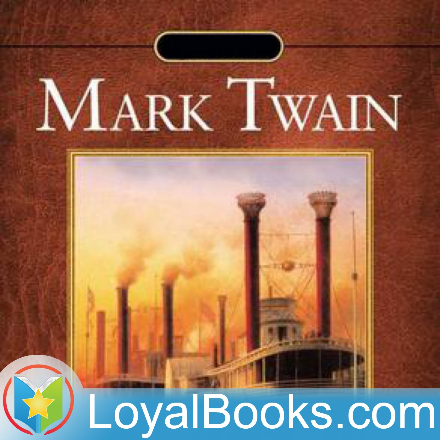 <![CDATA[Life on the Mississippi by Mark Twain]]>