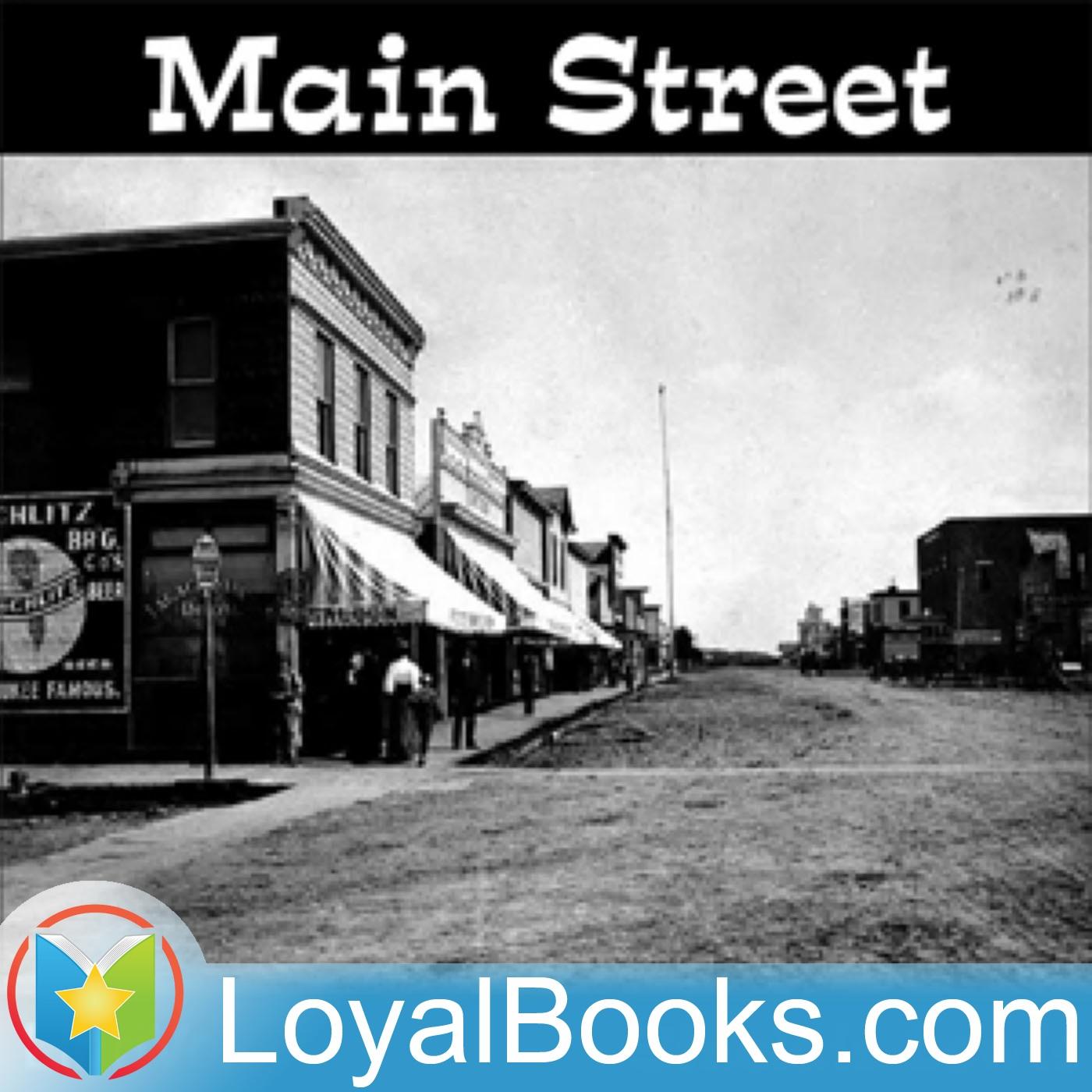 <![CDATA[Main Street by Sinclair Lewis]]>