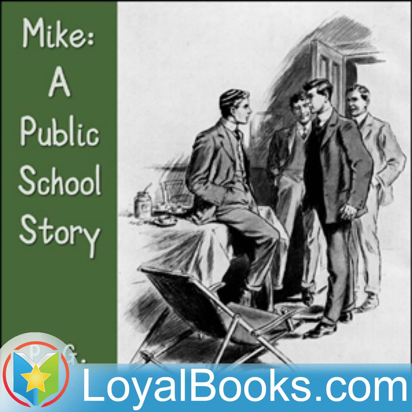 <![CDATA[Mike: A Public School Story by P. G. Wodehouse]]>