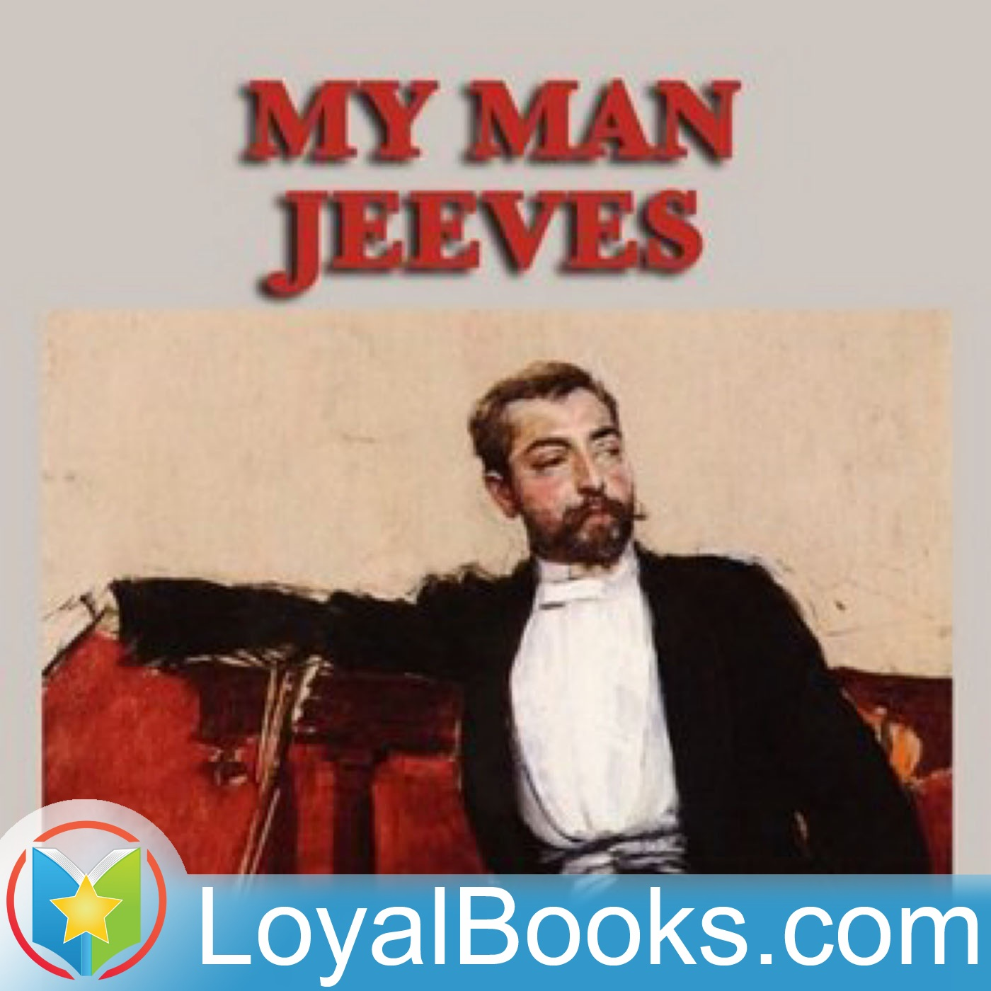<![CDATA[My Man Jeeves by P. G. Wodehouse]]>
