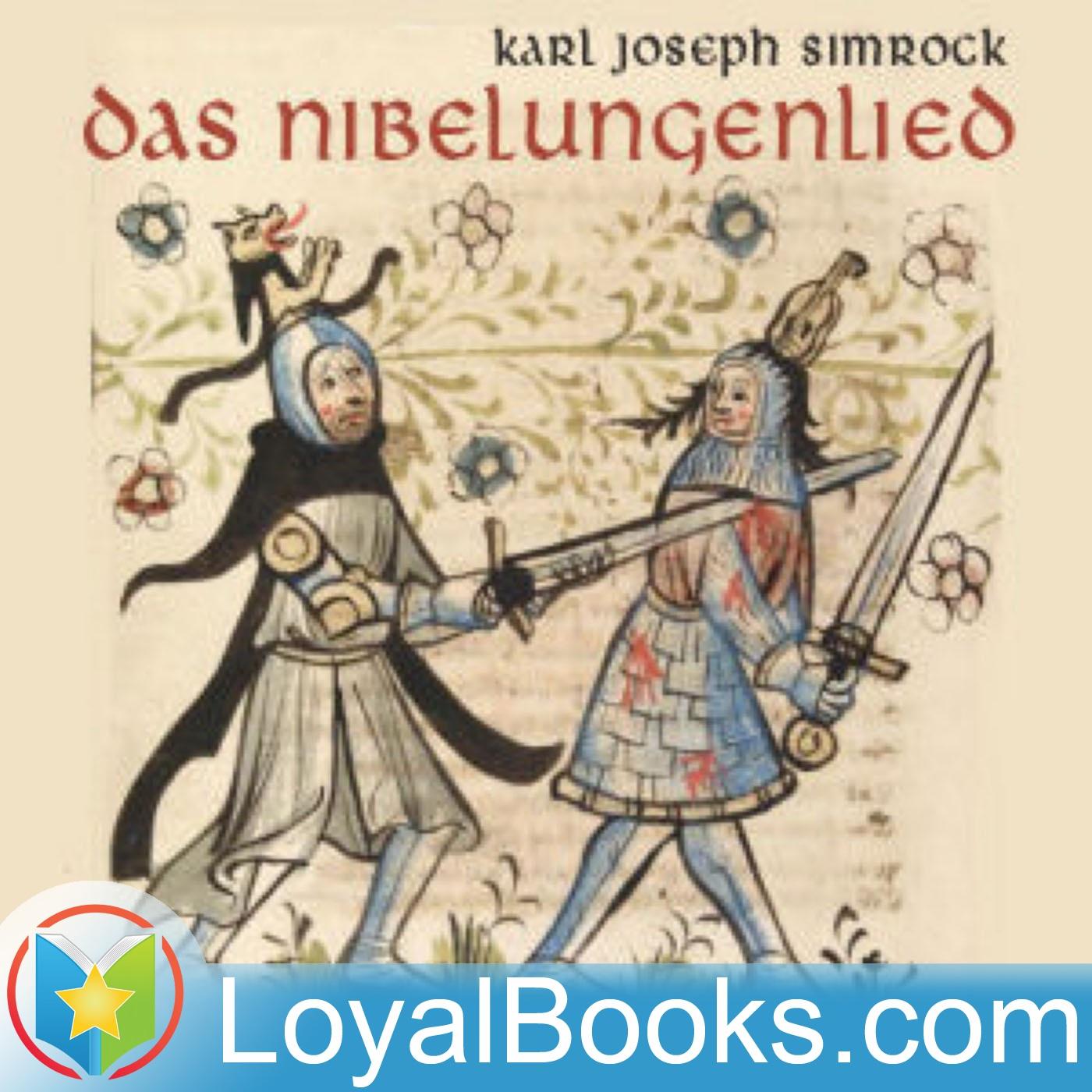 <![CDATA[Das Nibelungenlied by Karl Joseph Simrock]]>