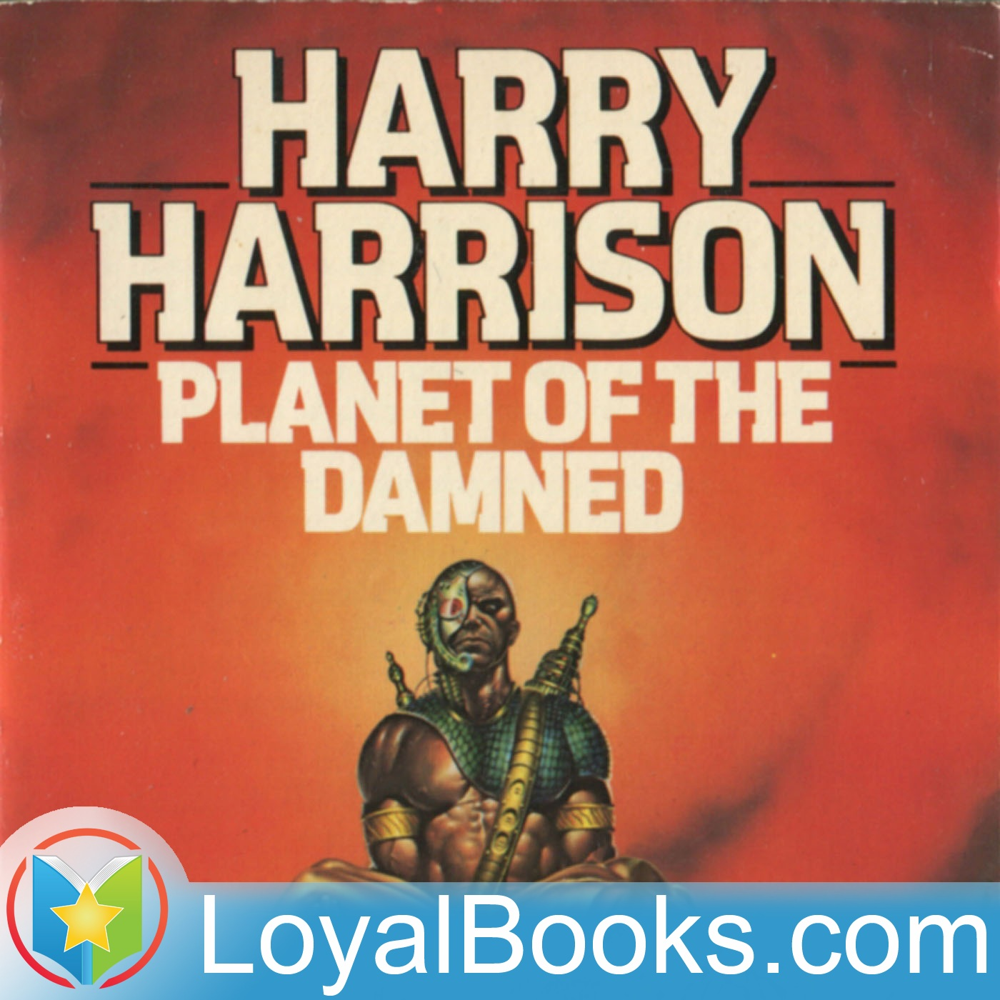 <![CDATA[Planet of the Damned by Harry Harrison]]>