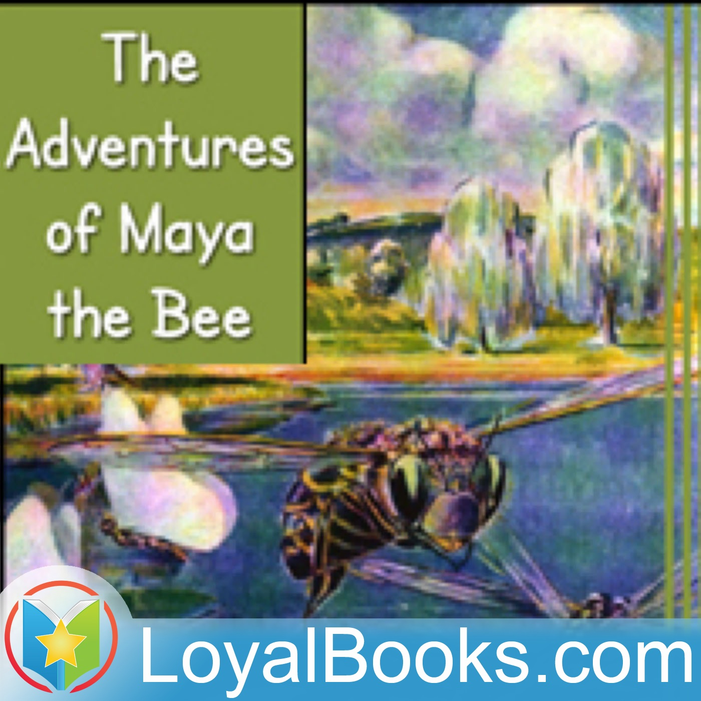 <![CDATA[The Adventures of Maya the Bee by Waldemar Bonsels]]>