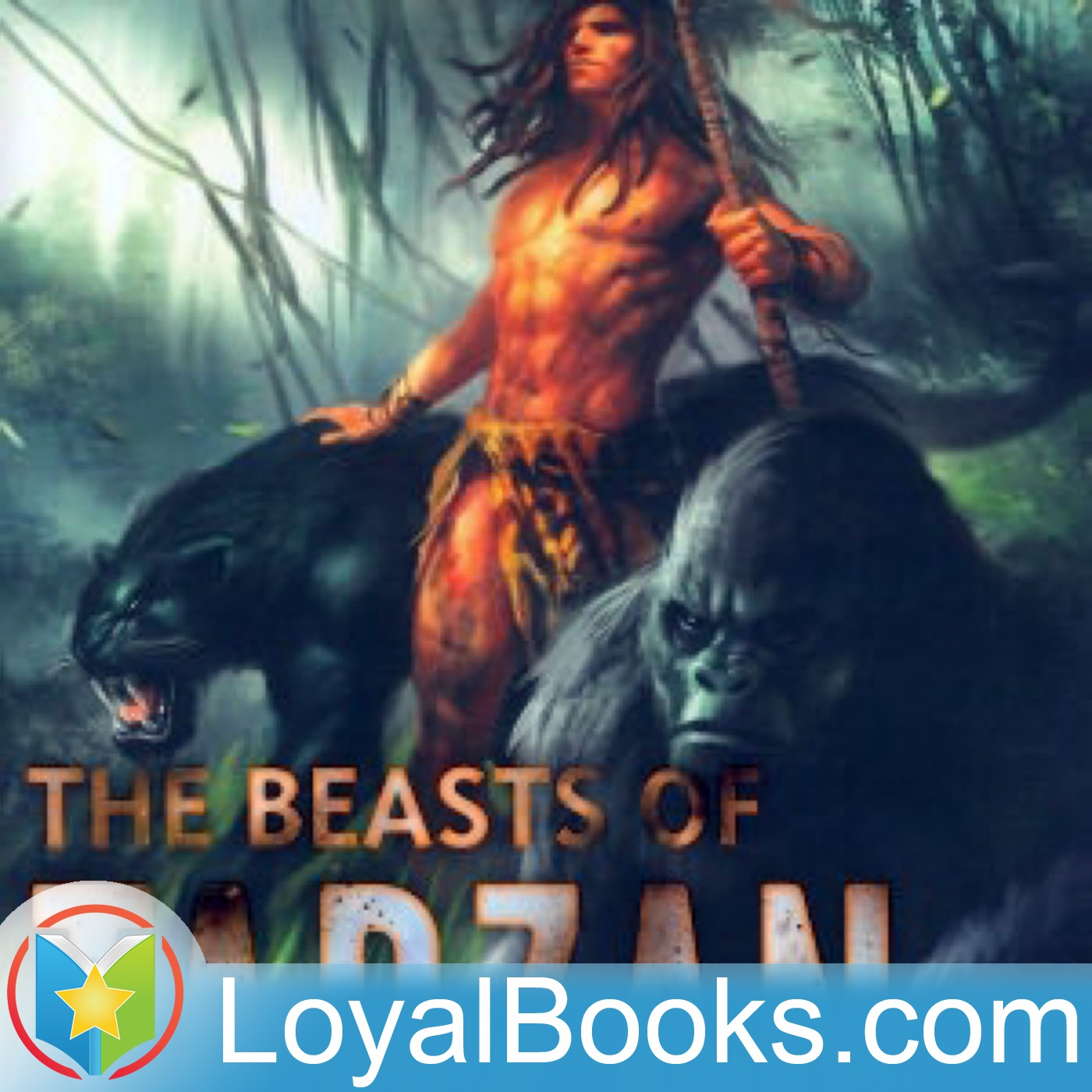<![CDATA[The Beasts of Tarzan by Edgar Rice Burroughs]]>