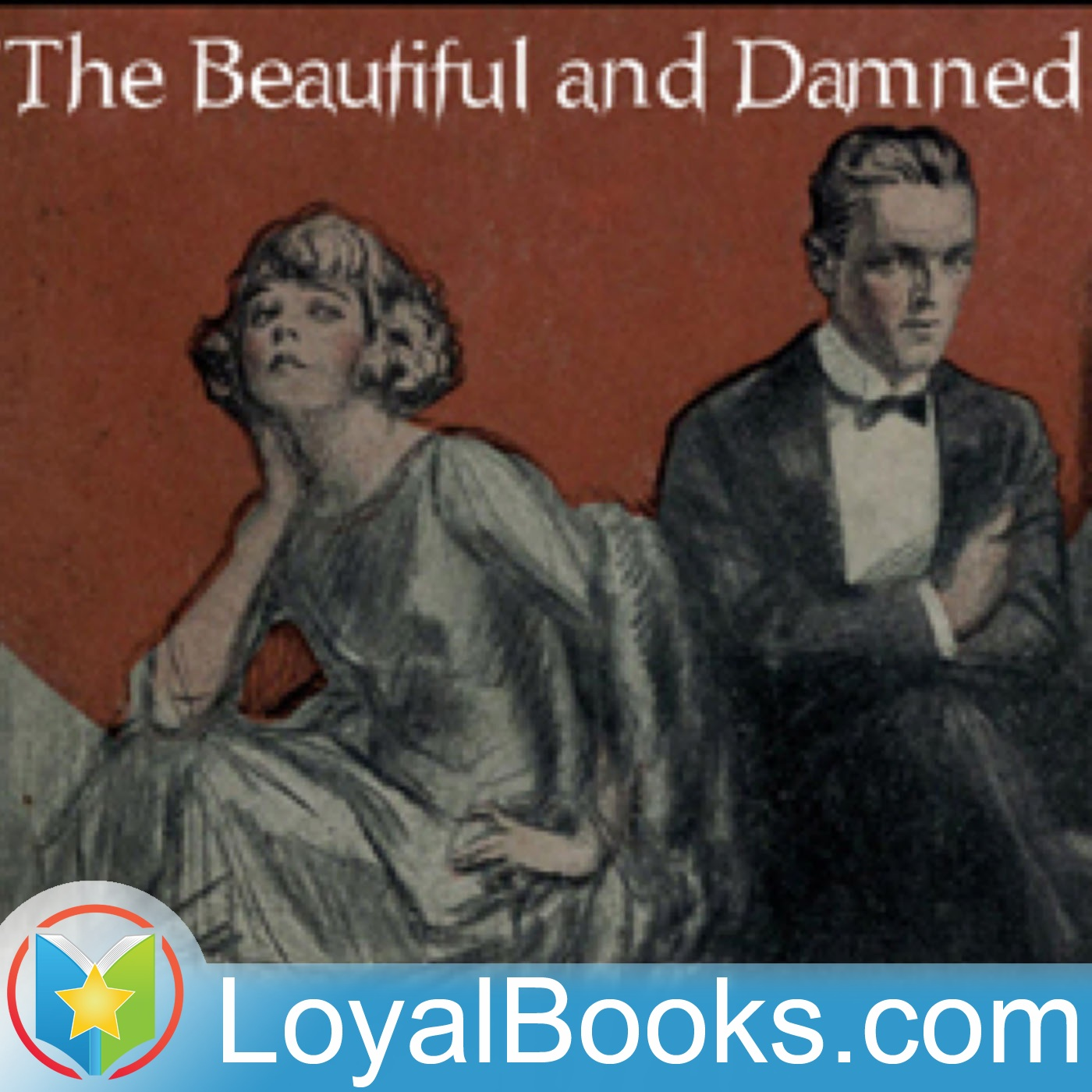 <![CDATA[The Beautiful and Damned by F. Scott Fitzgerald]]>