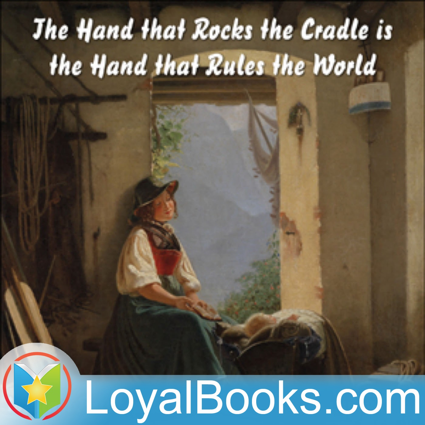 essay on the hand that rocks the cradle rules the world