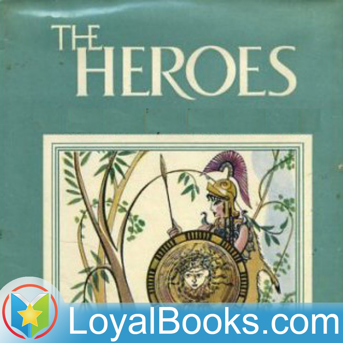 <![CDATA[The Heroes, or Greek Fairy Tales for my Children by Charles Kingsley]]>