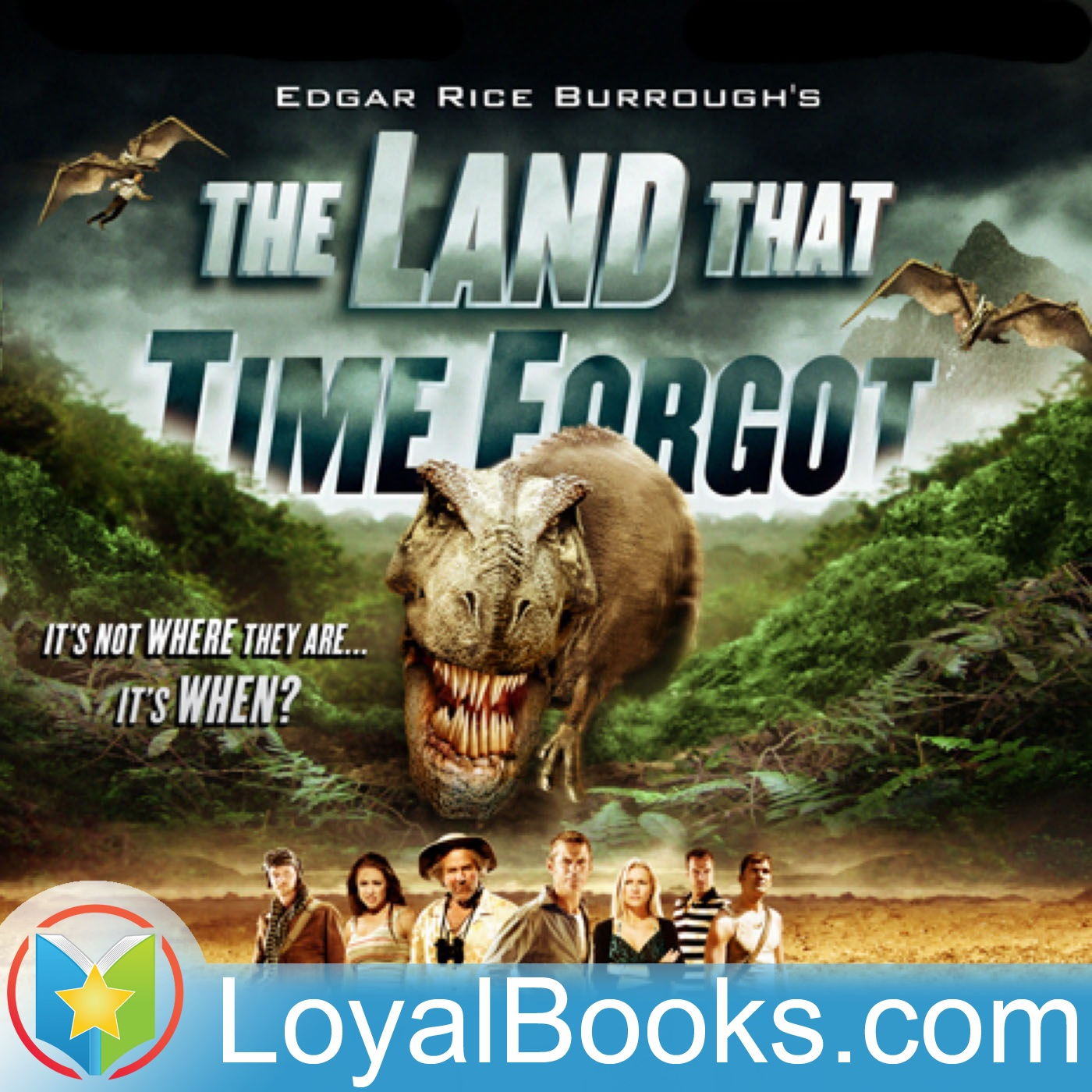 <![CDATA[The Land that Time Forgot by Edgar Rice Burroughs]]>