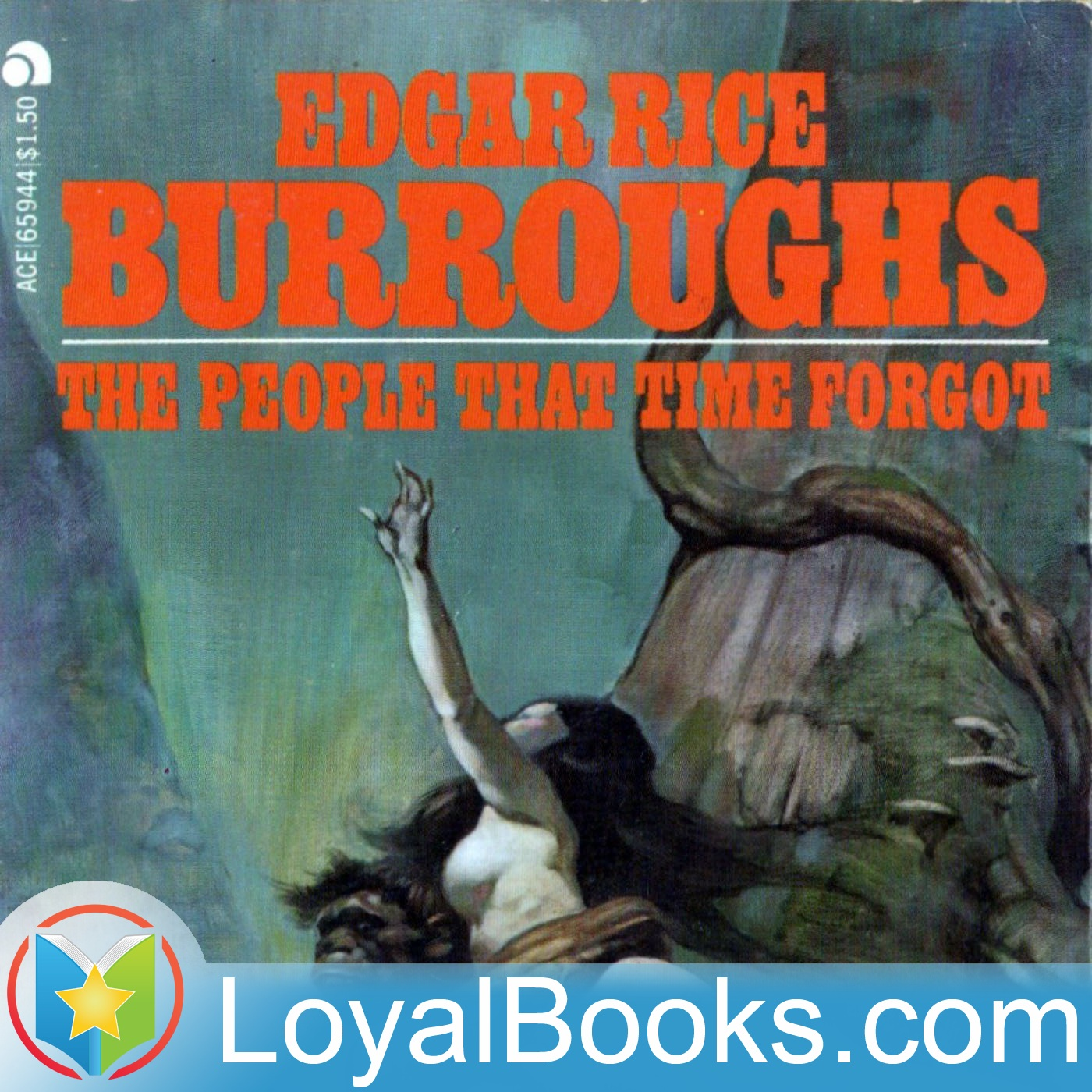 <![CDATA[The People that Time Forgot by Edgar Rice Burroughs]]>