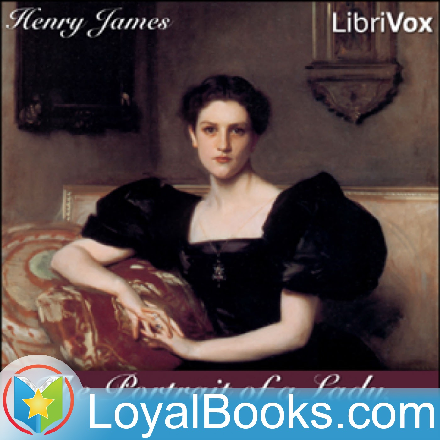 <![CDATA[The Portrait of a Lady by Henry James]]>