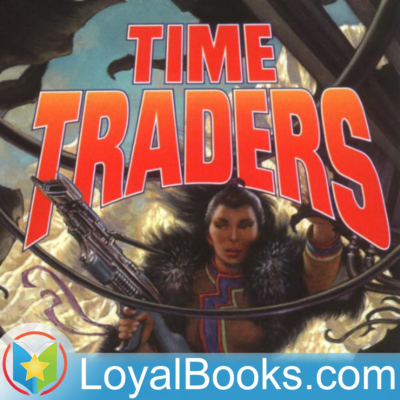 <![CDATA[The Time Traders by Andre Norton]]>