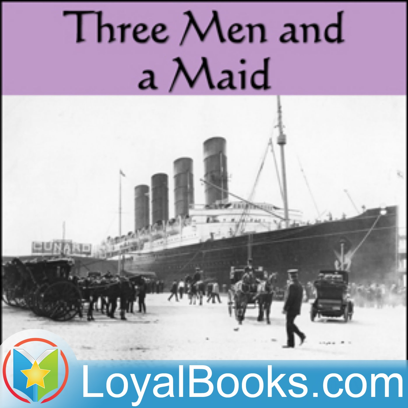 <![CDATA[Three Men and a Maid by P. G. Wodehouse]]>