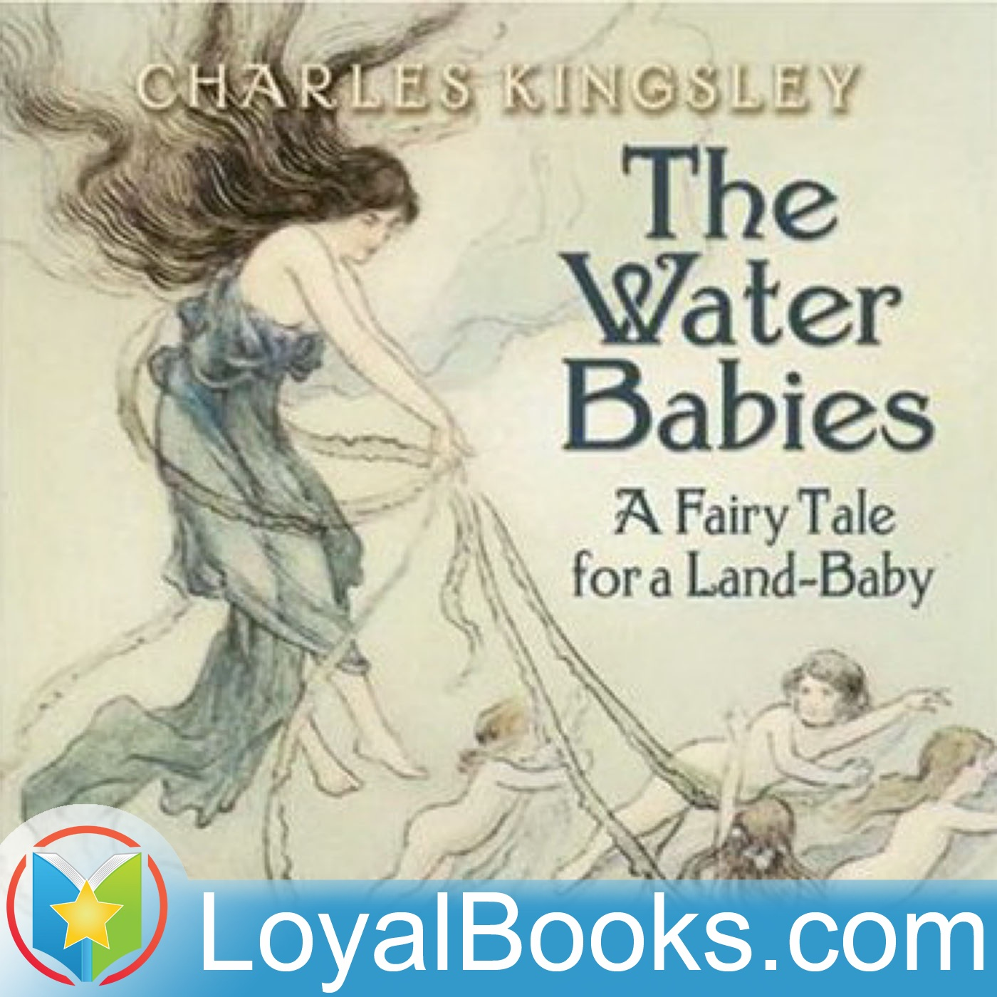 <![CDATA[The Water-Babies by Charles Kingsley]]>