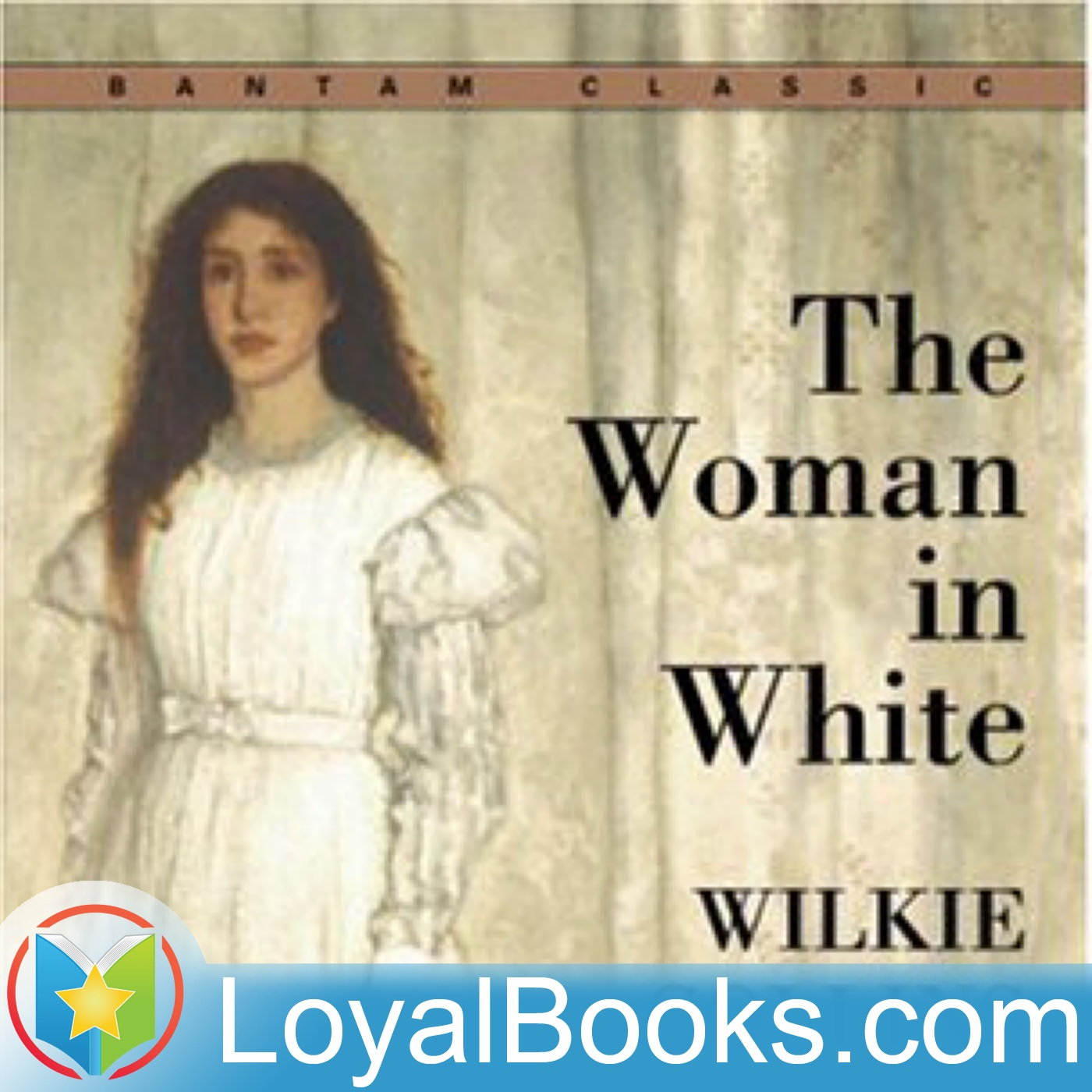 <![CDATA[The Woman in White by Wilkie Collins]]>