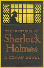 The Return of Sherlock Holmes by Sir Arthur Conan Doyle - Free at