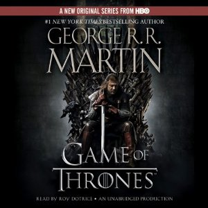 A Game of Thrones: A Song of Ice and Fire, Book 1 by George R. R. Martin