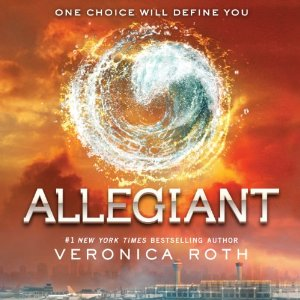 Allegiant: Divergent Trilogy, Book 3 by Veronica Roth