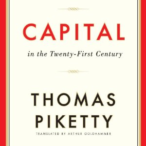 Capital in the Twenty-First Century by Thomas Piketty, Arthur Goldhammer (translator)