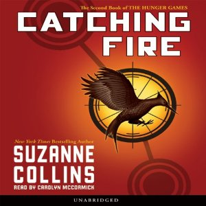 Catching Fire: Hunger Games, Book 2 by Suzanne Collins