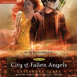 City of Fallen Angels: The Mortal Instruments, Book 4 by Cassandra Clare
