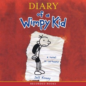 Diary of a Wimpy Kid (Unabridged) by Jeff Kinney