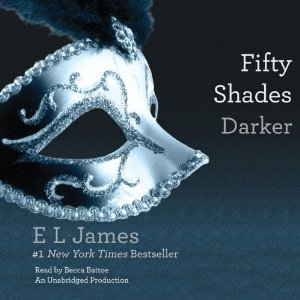 Fifty Shades Darker: Book Two of the Fifty Shades Trilogy by E. L. James