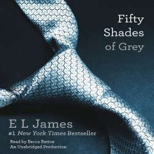 Fifty Shades of Grey: Book One of the Fifty Shades Trilogy by E. L. James