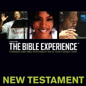 Inspired By...The Bible Experience: New Testament (Unabridged) by Inspired By Media Group