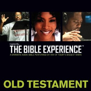 Inspired By...The Bible Experience: Old Testament (Unabridged) by Inspired By Media Group