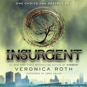 Insurgent: Divergent, Book 2 by Veronica Roth