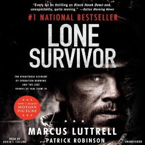 Lone Survivor: The Eyewitness Account of Operation Redwing and the Lost Heroes of SEAL Team 10 unabridged by Marcus Luttrell, Patrick Robinson