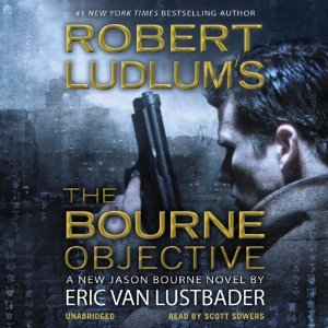 Robert Ludlum's The Bourne Objective (Unabridged) by Eric Van Lustbader