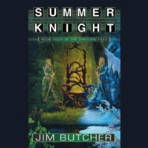 Summer Knight: The Dresden Files, Book 4 by Jim Butcher