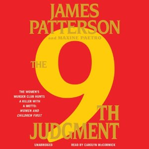 The 9th Judgment: The Women's Murder Club (Unabridged) by James Patterson, Maxine Paetro