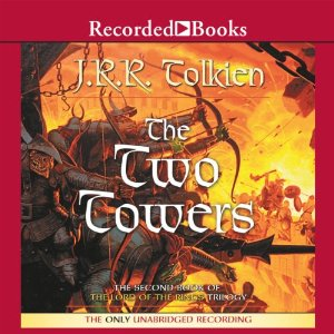 The Two Towers: Book Two in the Lord of the Rings Trilogy by J. R. R. Tolkien
